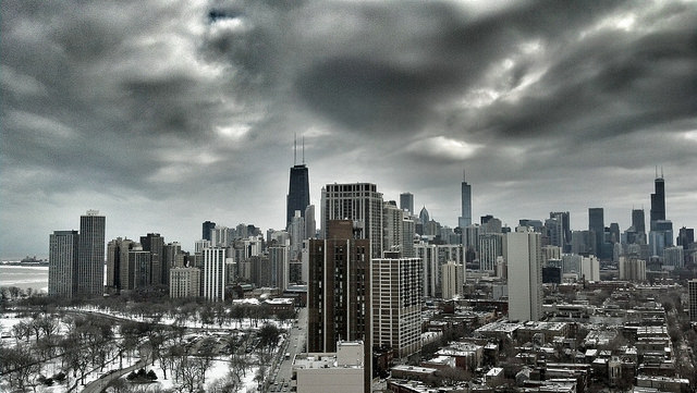 Meet the woman who rented hotel rooms for homeless in Chicago during dangerous polar vortex
