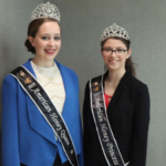 The American Beekeeping Federation is proud to announce that Hannah Sjostrom and Nicole Medina were selected as the 2019 American Honey Queen and Princess at its annual January convention in Myrtle Beach, SC. (Courtesy of American Beekeeping Federation)
