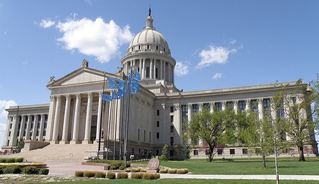 Legislators honored with OKFB 100 Percent Club