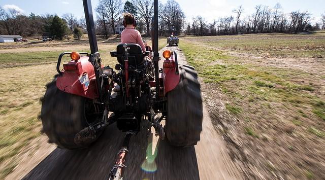4-H Tractor Safety Program (HOSTA)