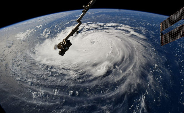 Calculating hurricane disaster payments