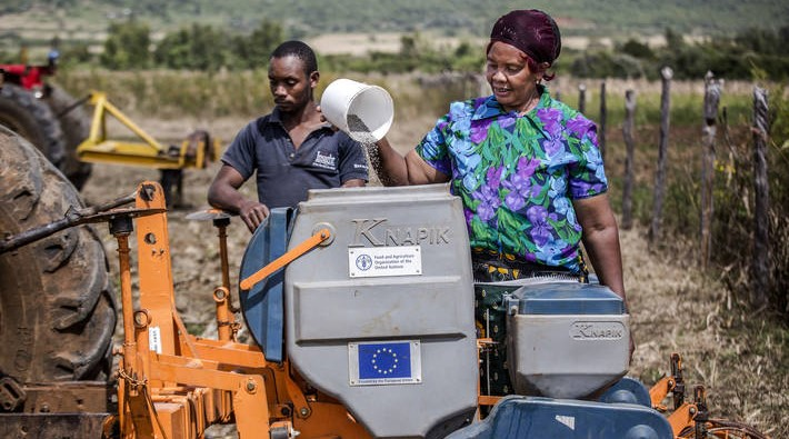 Sustainable mechanization of farming in Africa