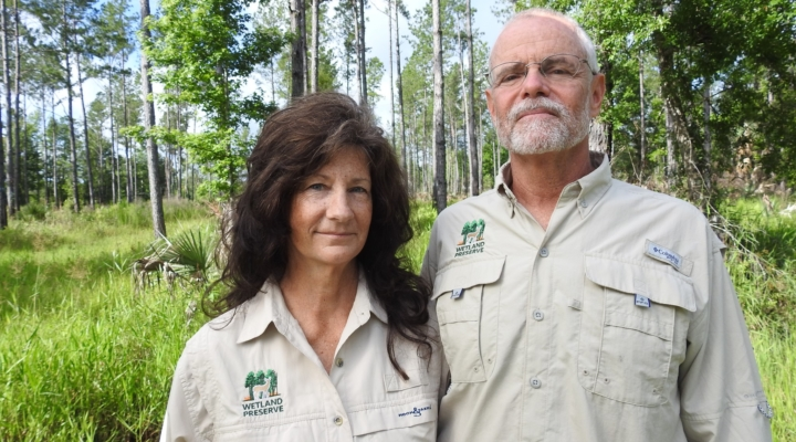 FWC honors couple as Landowners of the Year