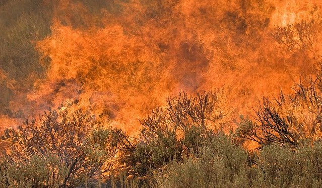 W. Oklahoma braces for very high fire danger