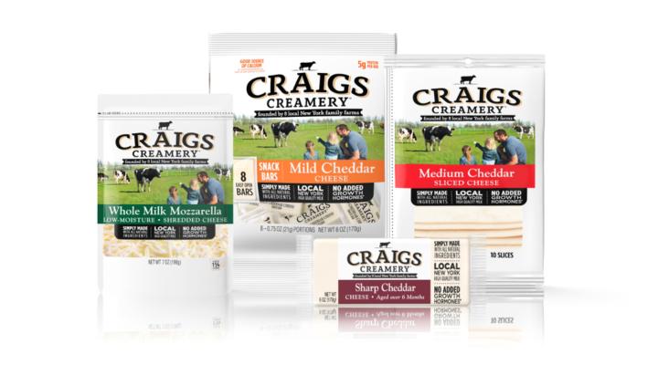 DFA, NY farm families introduce new cheese brand