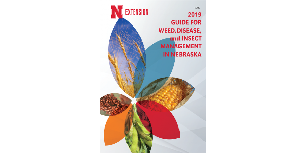 Weed, Disease, and Insect Guide updated for 2019