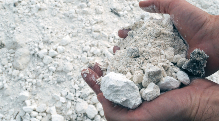 Gypsum as an agricultural product