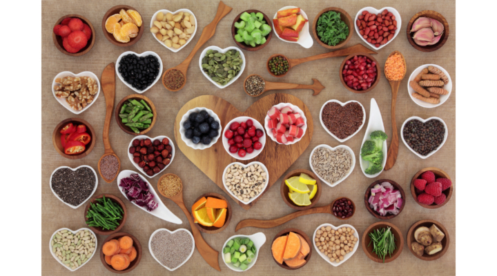 UF/IFAS: Eat fresh food for a healthy heart
