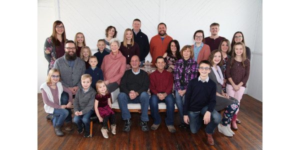 Lehmann Bros. Farms is IPPA Family of the Year