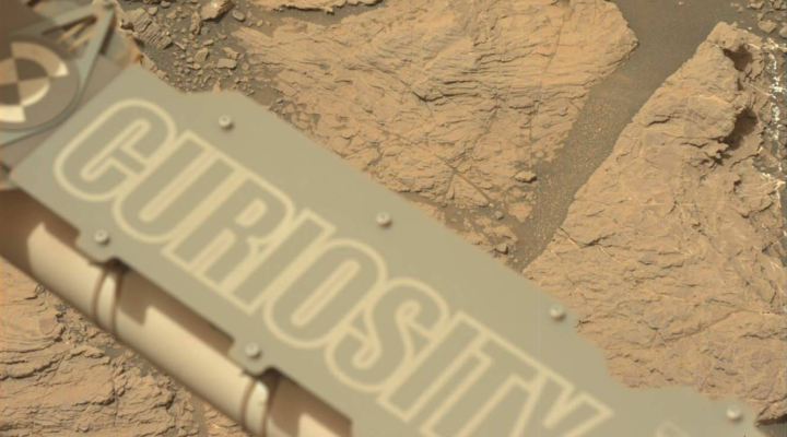 After a reset, Curiosity is operating normally
