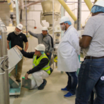 Diving into grain processing and receiving an in-depth overview into mill operations, grain industry managers can partake in the Buhler–KSU Executive Milling course from May 20–24, 2019. (Courtesy of Kansas State University)