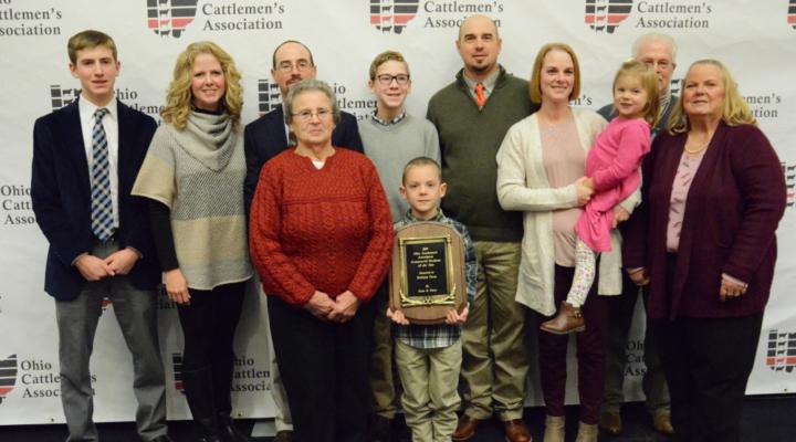 Robison Farms earns OCA Commercial Producer Award