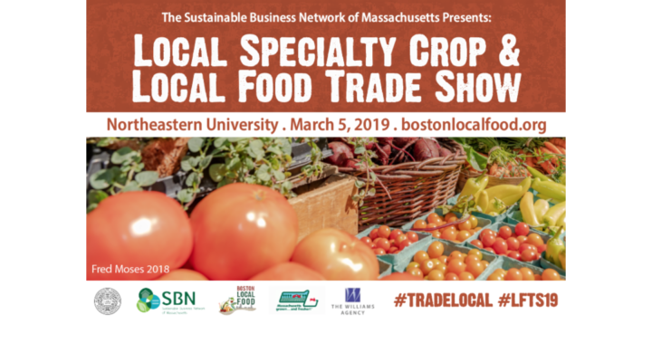 Local food buyers & producers are invited!