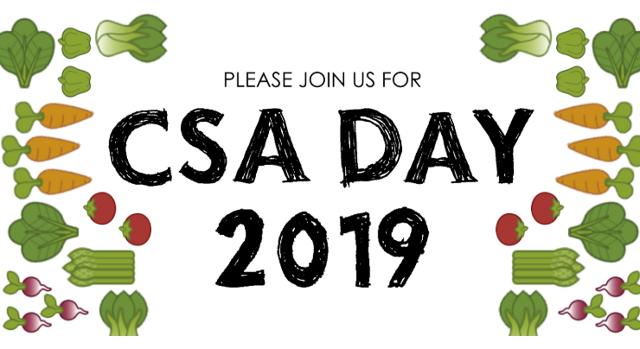 CSA Day in Buffalo, NY