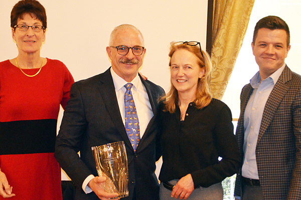 NJDA names New Jersey Horseperson of the Year