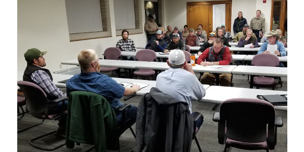 """We want to stress that this is not CPW's meeting,"" said Regional Manager JT Romatzke. ""The Roundtable and attendees have the final word about what hunting and fishing topics they would like to discuss; however, CPW will be there to answer questions as needed."" (Courtesy of Colorado Parks & Wildlife)"
