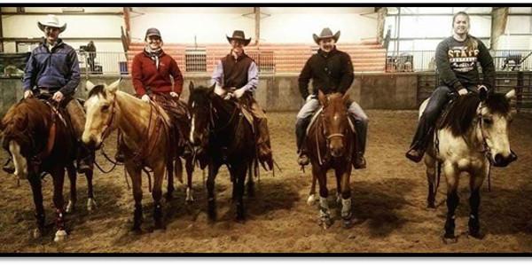 Horseback coach draws riders to NCTA arena