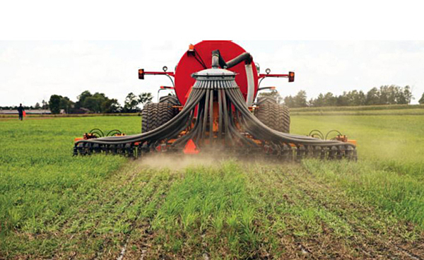 MDA offering grants for manure injection