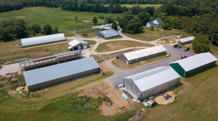 UNH dairy farm strikes gold for milk quality