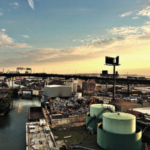 Superfund sites, such as the Gowanus Canal in New York City, have been identified by the EPA as being polluted by highly dangerous wastes. A Purdue water and soil analysis technology may help improve cleanup and monitoring at contaminated Superfund sites across the U.S. (Stock photo)