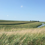 Farmers in Iowa's Missouri-Little Sioux watershed are increasing their use of and interest in key best management practices recommended by the Iowa Nutrient Reduction Strategy, according to a new study conducted at Iowa State University. (Courtesy of ISU Extension and Outreach)