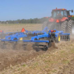 Reducing or eliminating tillage is often recommended to cut costs and enhance soil health on Michigan farms that produce soybeans. (Photo by MSU Extension)
