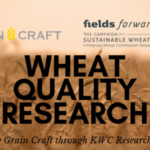 Grain Craft, the largest independent flour miller in the nation, has provided a significant donation to the Kansas Wheat Commission Research Foundation (KWCRF) in support of impactful wheat research. (Courtesy of Kansas Wheat)
