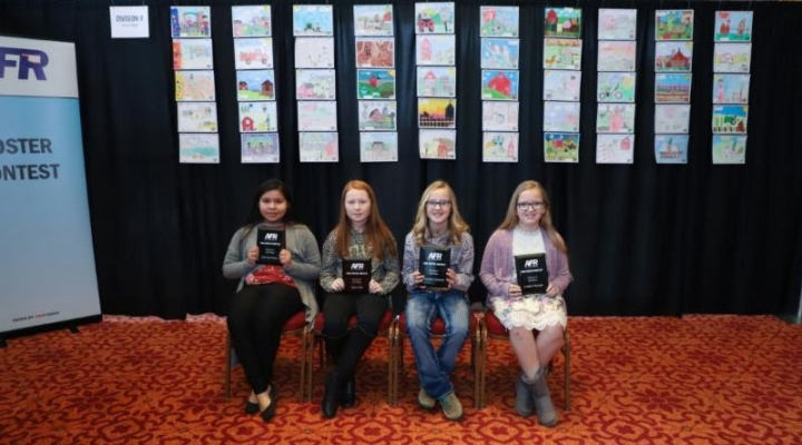 Thousands participate in AFR Poster Contest
