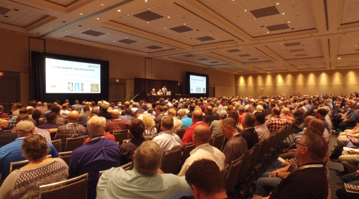 Farmers turn out for Commodity Classic