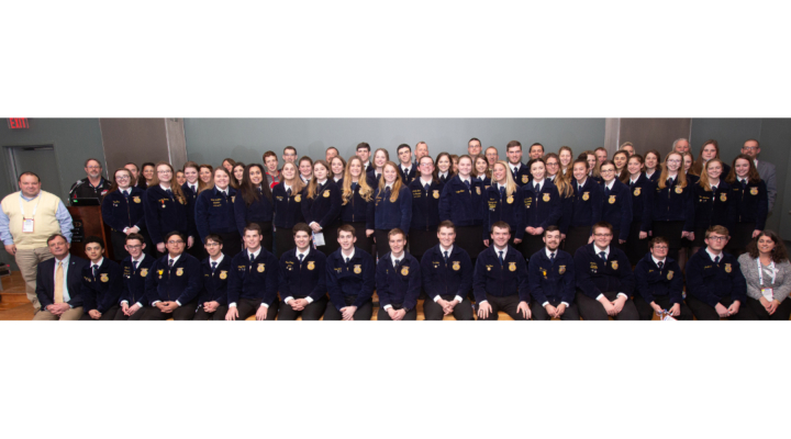USPOULTRY brings FFA students to poultry expo