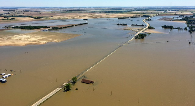 Floods demonstrate importance of crop insurance