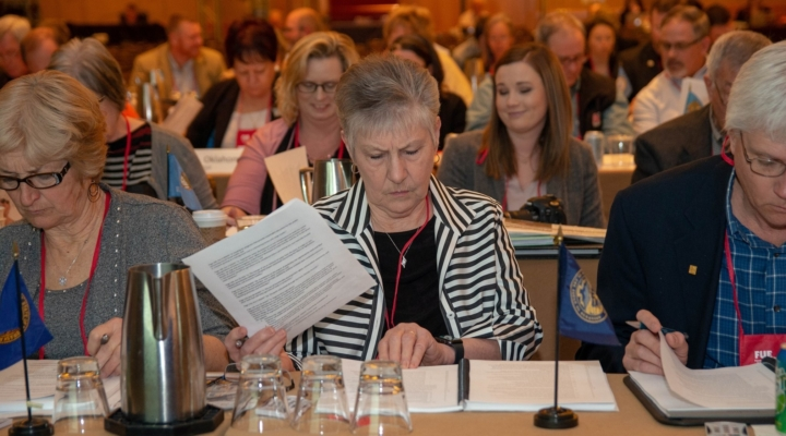 NFU concludes 117th Anniversary Convention
