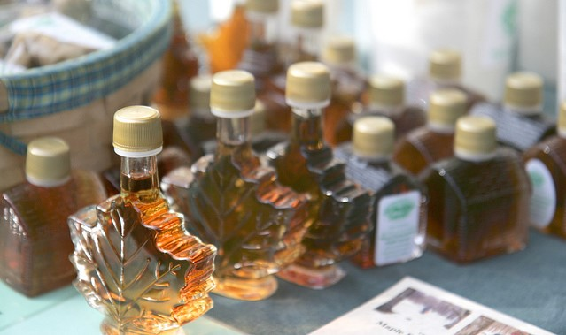 maple syrup (Alexis Lamster, Flickr/Creative Commons)