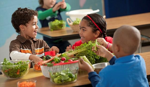 Celebrating food during National Nutrition Month