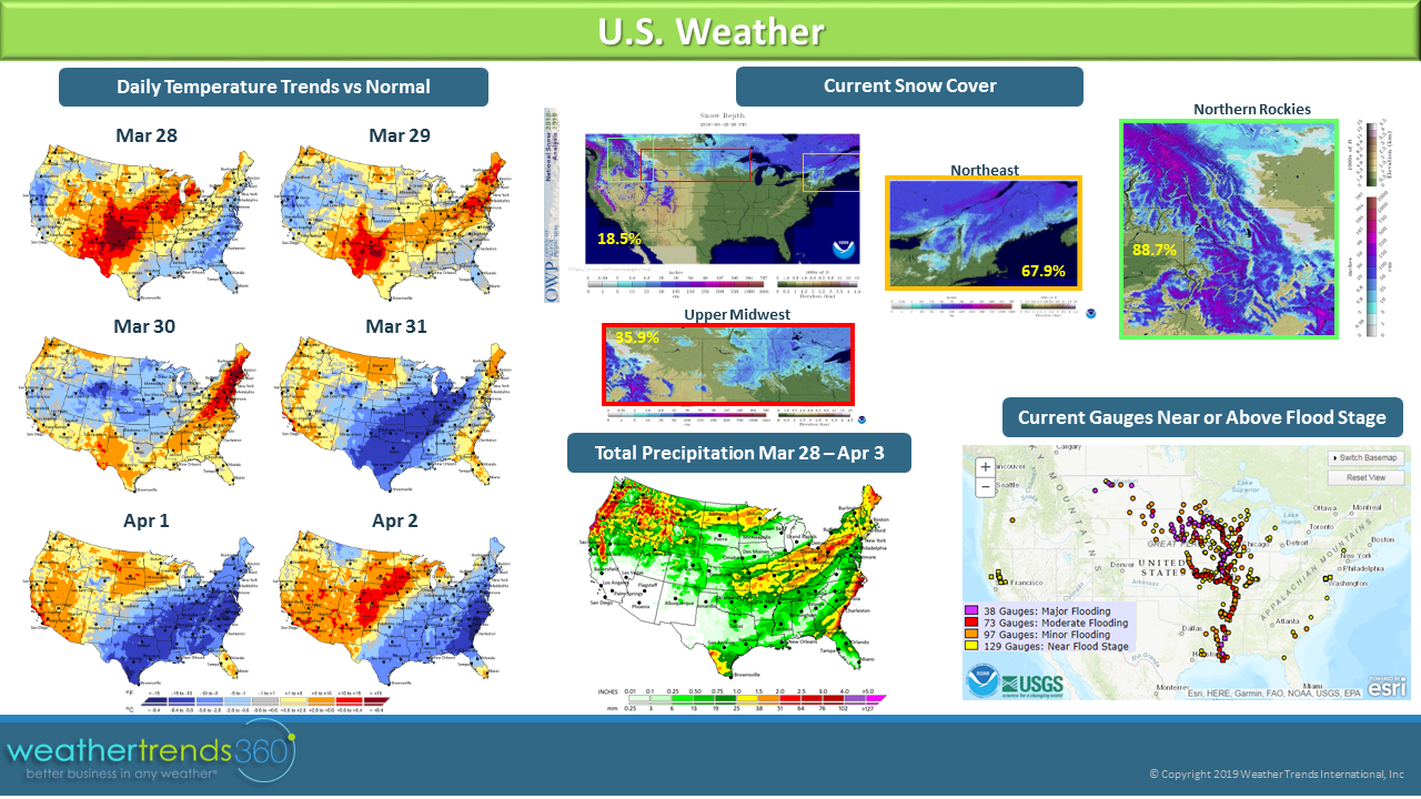 7-day U.S. weather outlook | Morning Ag Clips