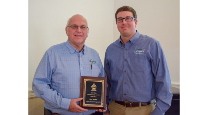 Boehm named 2019 Ohio CCA of the Year