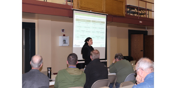 On April 2, 2019, UW Discovery Farms is set to host an educational meeting to share multiple years of data from the tile, Nitrogen Use Efficiency (NUE) and soil health projects in Wisconsin. (Courtesy of UW Discovery Farms)
