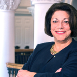 Joyce E. McConnell. (Photo courtesy West Virginia University)