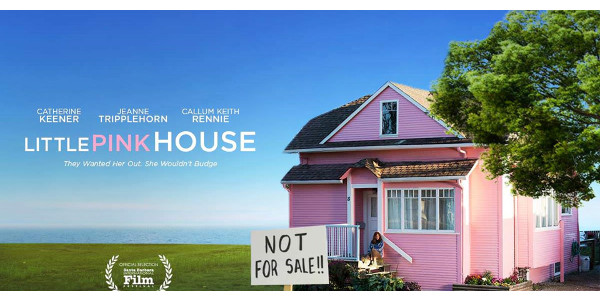 "This spring, Farmers Union chapters across Wisconsin will host film screenings of the ""Little Pink House"" to raise awareness about the threat of eminent domain for private gain. (Courtesy of Wisconsin Farmers Union)"
