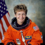 Peggy A. Whitson is a space and science consultant and former astronaut. (NASA [Public domain], via Wikimedia Commons)