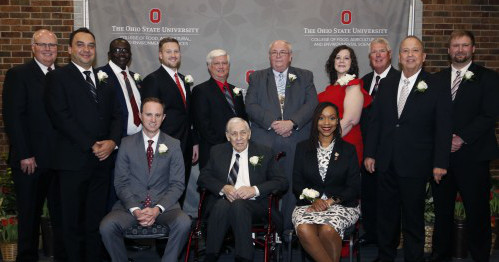12 alumni recognized at CFAES luncheon