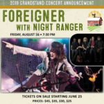 Legendary rock band Foreigner will headline the Friday, Aug. 16 show on the Grandstand with opener Night Ranger. (Courtesy of Missouri State Fair)