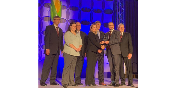 Kansas Corn receives national STEM award