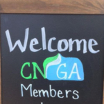 "When asked ""What do you enjoy best about being a CNGA member?"" the most common answers are: 'interacting with peers,' 'networking,' 'the friendships,' and 'sharing experiences.' (Courtesy of CNGA)"