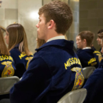 Eleven local chapters of the Missouri FFA Association and eight Missouri 4-H clubs statewide have been awarded funds for their community service projects this year. (Courtesy of Missouri Department of Agriculture)