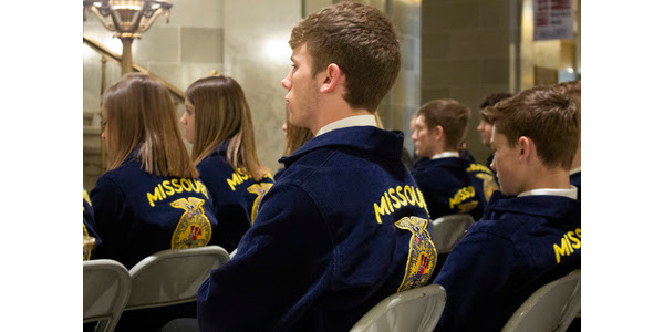 Grants for 4-H, FFA youth service projects