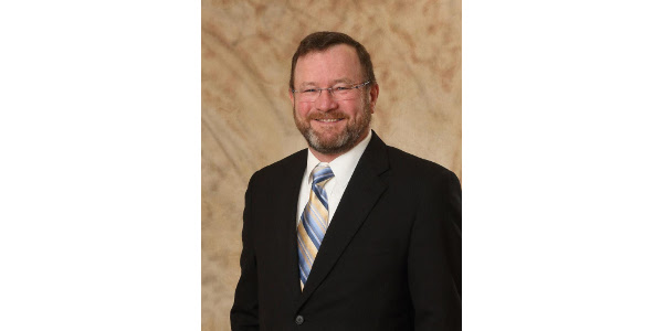 Doug Sombke, South Dakota Farmers Union President and fourth-generation Conde crop producer. (Courtesy of SDFU)