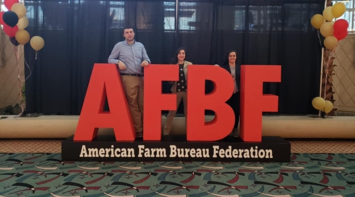 MFBF farmers attend national conference