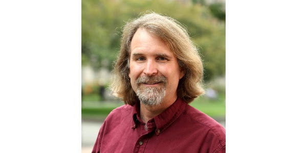 David R. Montgomery, a professor of earth and space sciences at the University of Washington, will speak about soil sustainability March 28 at Iowa State University. (Courtesy of Iowa State University)