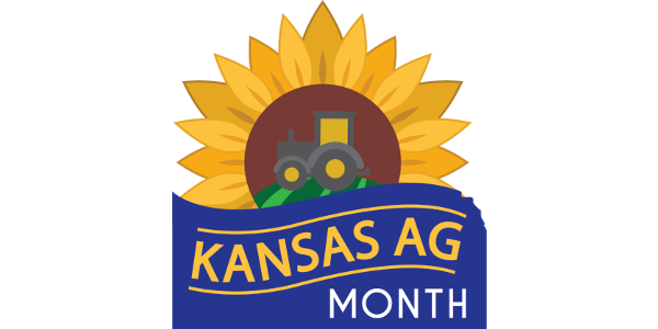 This Thursday, March 14, is Kansas Agriculture Day and National Ag Day. (Courtesy of Kansas Wheat)